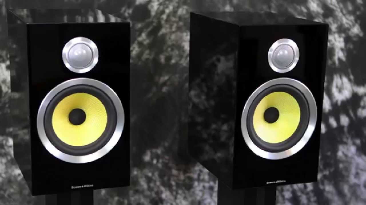 Stereo Design BW Bowers Wilkins CM5 S2 Bookshelf Speakers