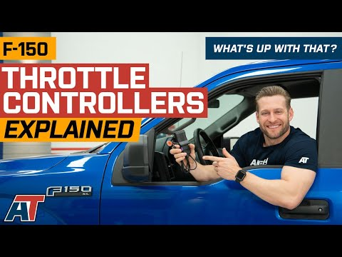 F150 Throttle Response Controllers Tested | Do F150 Throttle Controllers Work? -What's Up With That?