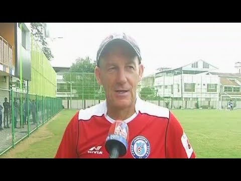 Steve Coppell on Blasters-Jamshedpur FC match