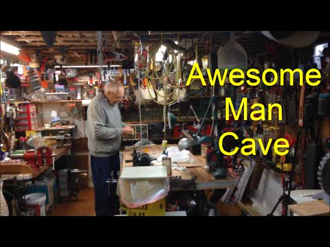 Man Cave - Most Spectacular Workshop In The North East