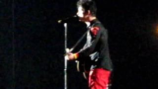 Green Day Mainz 01.07.2010 - Pulling Teeth