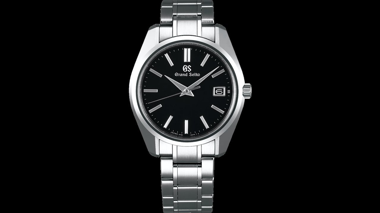 save off 816df 5a19b What Does Your Watch Say About You? GRAND SEIKO QUARTZ