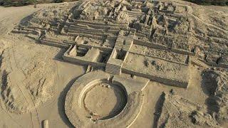 Las Pirámides de Caral - BBC