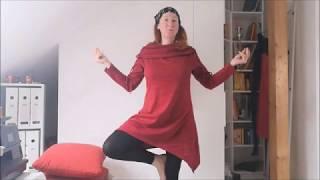Wie man sich richtig entspannt - mit Sabine Kuhnert