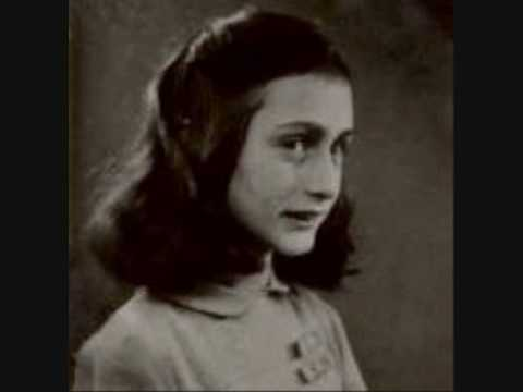 Vídeo fotos Anne Frank