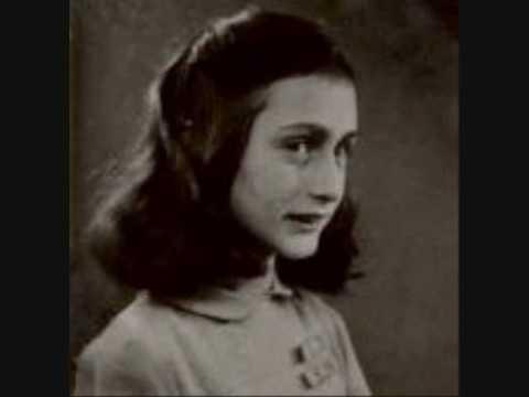 Vídeo fotos Anne Frank