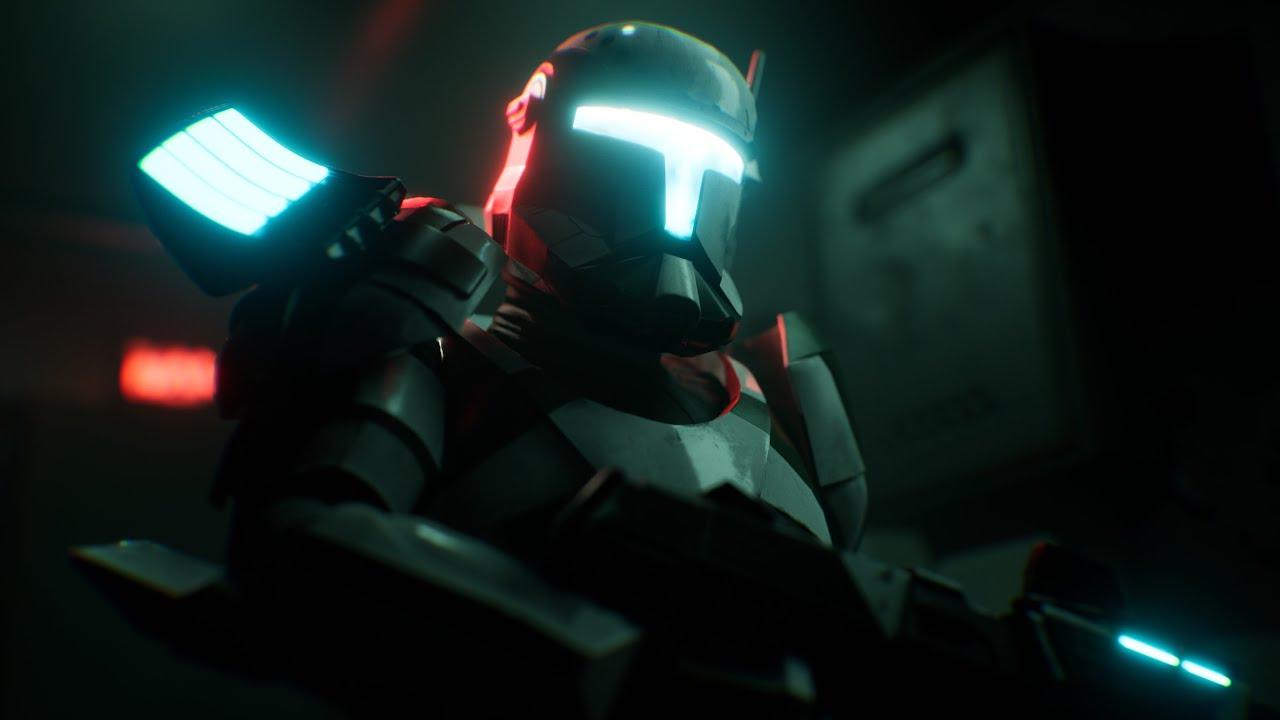 Republic Commando - Short Film Teaser