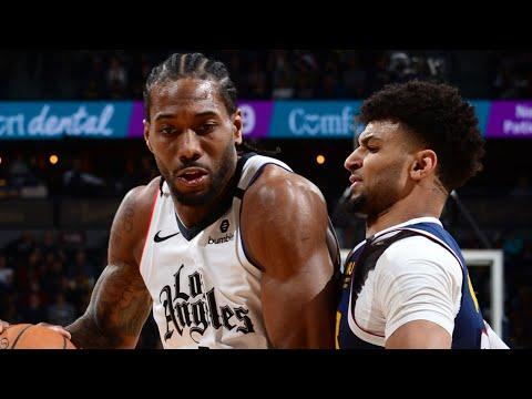 LA Clippers Vs Denver Nuggets Full Game Highlights | January 12, 2019-20 NBA Season