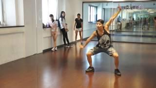 GFRIEND - NAVILLERA 極慢速鏡面教學_jimmy dance Lara老師