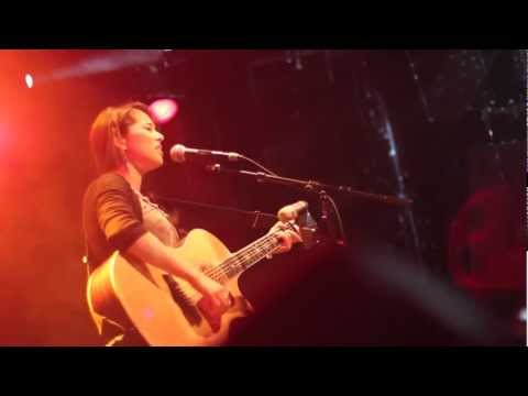 Kina Grannis - In Your Arms (Live in Amsterdam, February 11, 2012)