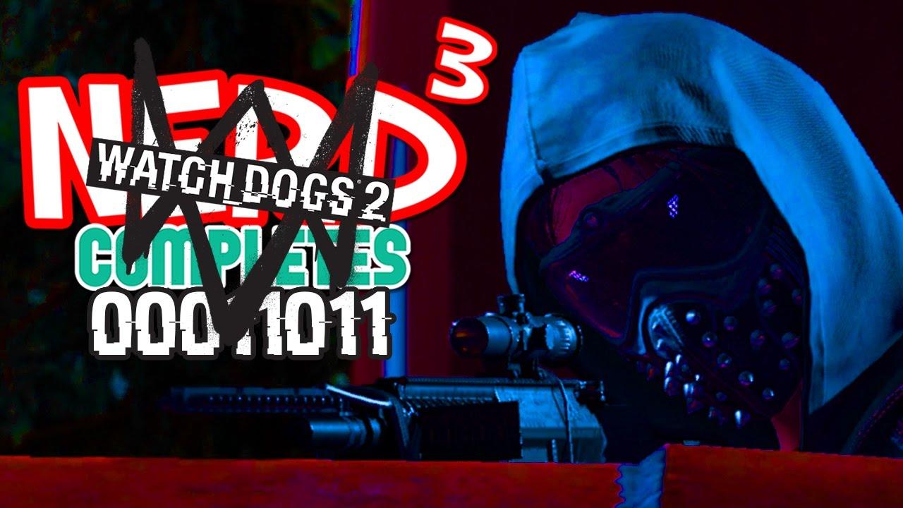 Watch Dogs  Nerdcubed