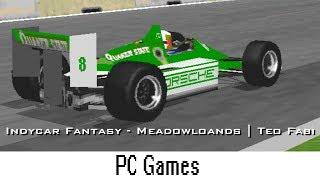 Grand Prix 2 (Indycar Fantasy Mod - Meadowlands   Teo Fabi) PC Game
