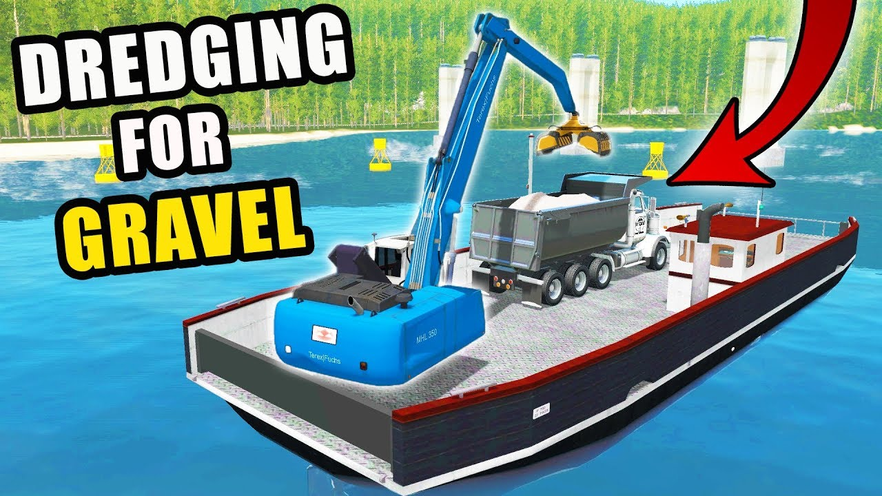 dredging-on-the-lake-on-the-search-for-gravel-at-the-bottom-farming-simulator-2017