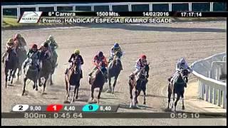 Vidéo de la course PMU HANDICAP ESPECIAL RAMIRO SEGADE