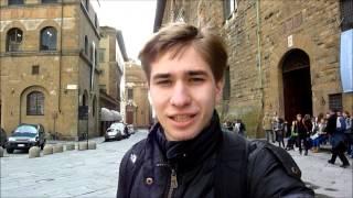 Мини-прогулка по Флоренции (обзор Италии)(Видео снято во время путешествия по Италии и посещении различных городов. Автор: Тарасенко Антон., 2013-04-12T07:24:16.000Z)