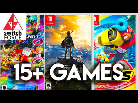 Nintendo Switch Games MASSIVE Roundup!! What Should You Buy??