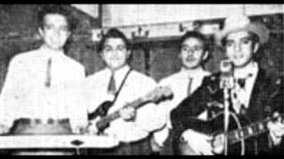 Hank The Drifter And His Drifting Hillbillies - BIll Collectors Blues (1956)