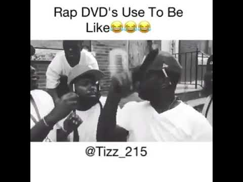 Philly Rap DVDs used to be like ..