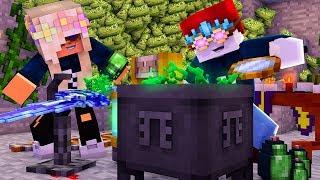 ICH CRAFTE DAS 1.500.000$ OP SCHWERT - Minecraft School #14