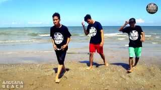 B.O.B @BorneoOfBass - Angsana Beach #Holiday | Freestyle Session