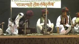 (O LADLI LUMA JHUMA) Manak Jayanti of The Youngs Club of Sujangarh -Rajasthani Lok Sangeet PART-I
