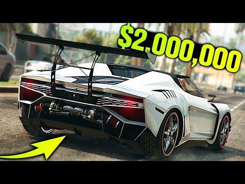 GTA 5 Online - NEW Pegassi Zorrusso Customization! (Diamond Casino)