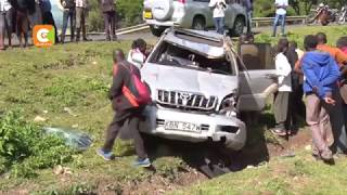 Mwanariadha Nicholas Bett aaga kwenye ajali
