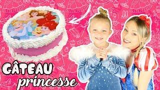 ♡• Recette Gateau Princesse •♡