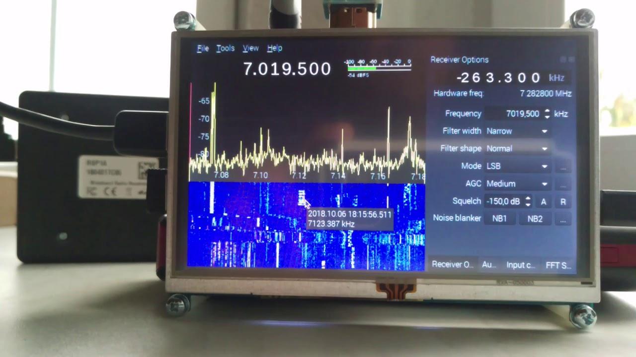 mchf 480x320 3 5` raspberry pi LCD by Slawomir Balon