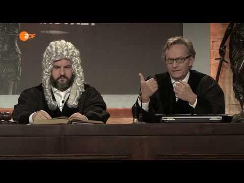 Deutschland und UN-Mandat - Die Anstalt vom 1. November 2016   ZDF
