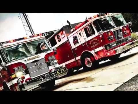 Arundel Volunteer Fire Department 2017