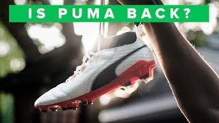 UNISPORT | PUMA ONE Tech Talk – evoSPEED and evoTOUCH in one?