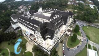 Drone42 - Palácio Quitandinha. Petrópolis, RJ - Filmagem aérea com drone