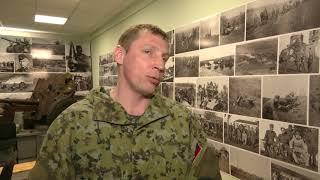 В Курске открылась выставка уникальных снимков времен Великой Отечественной войны