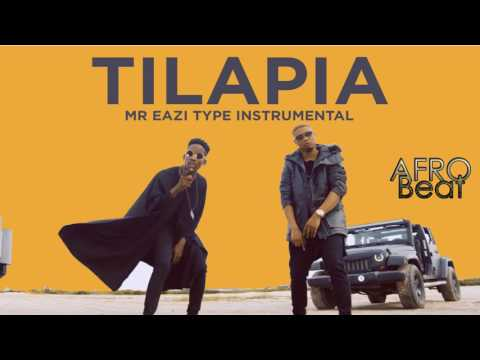 TILAPIA - MR EAZI ft MEDIKAL Instrumental type (Afrobeat Naija)