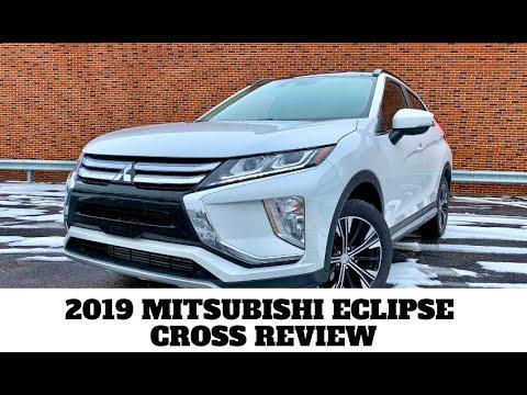 2019 Mitsubishi Eclipse Cross Review