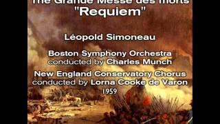 "Hector Berlioz: The Grande Messe des morts, Op. 5, ""Requiem"" - ""Requiem Et Kyrie"""