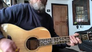Download Jefferson Airplane White Rabbit Fingerstyle