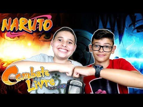 COMBATE LIVRE CONTRA MEU PRIMO ISAAC - Naruto Shippuden - Ultimate Ninja Storm 4