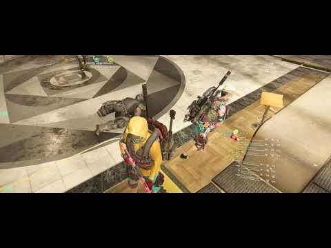Division 2 - Dark Hours | Bringing First Timer Through Raid (Casual Strokes)