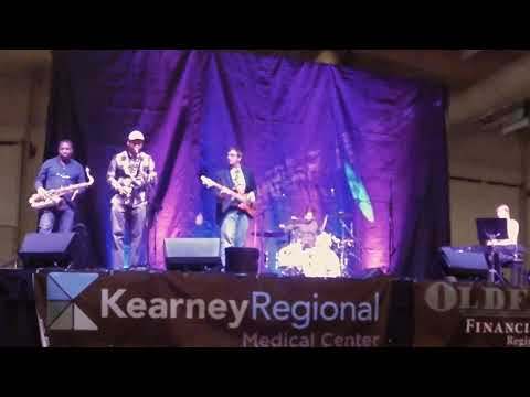 Planetary Mindset - The Chicken - Live at Kearney Wine and Jazz Festival 2018