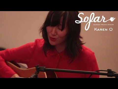 Karen O - Rapt | Sofar New York