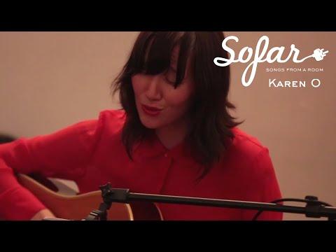 Karen O - Rapt | Sofar NYC