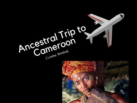 Vacay in Limbe for Ancestral Visit to Cameroon, Africa