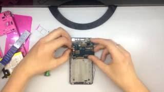 Lenovo S850 - Замена LCD + Touchscreen (меняем экран и сенсор)
