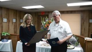 Eddie Chalmers Retires as Tyler County Chief Appraiser