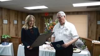 Eddie Chalmers Retires as Tyler County Chief Appraiser