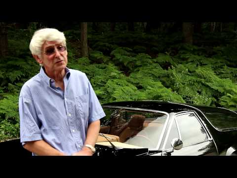 Andrew MacKenzie and the unique Ferrari 365 GTB/4 Daytona Shooting Brake - Hexagon Classics