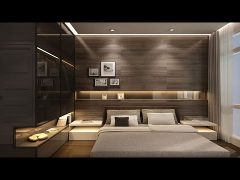Top 100 Modern Bedroom Interior Design And Wall Decorating Ideas 2020 Youtube