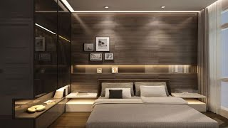 Top 100 Modern Bedroom Interior Design And Wall Decorating Ideas 2020